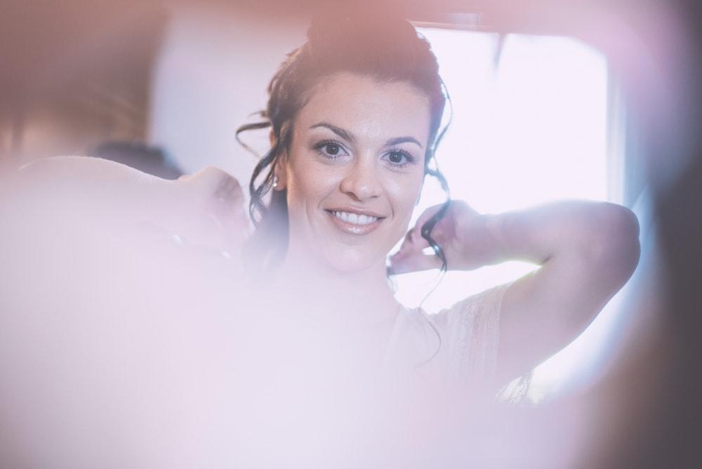 La sposa. Fotografo di matrimonio a Ischia di Castro, Viterbo e ricevimento a Manciano. Sposi Tiziano e Ladis. Noemi Federici, Fotografo Professionista di matrimonio a Viterbo, Tuscia, Ischia di Castro
