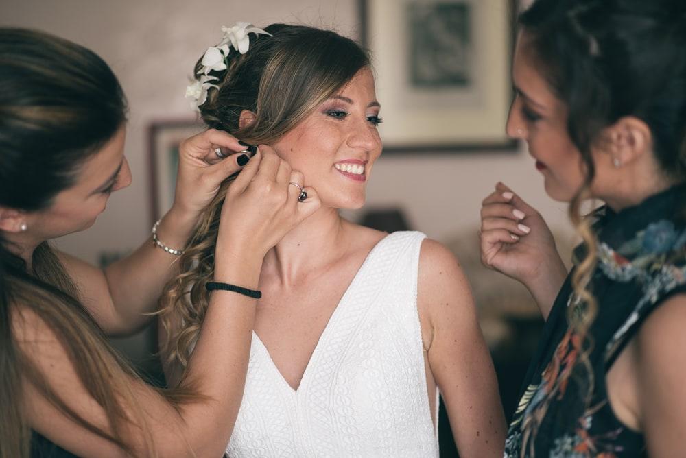 Servizio fotografico di matrimonio a Viterbo  Sposa: Beatrice