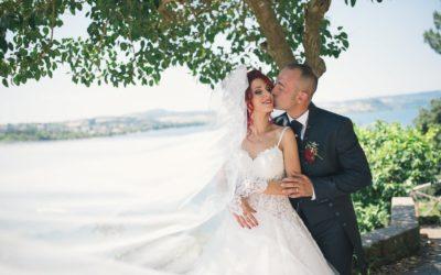 Servizio fotografico di matrimonio: Francesco e Stefania