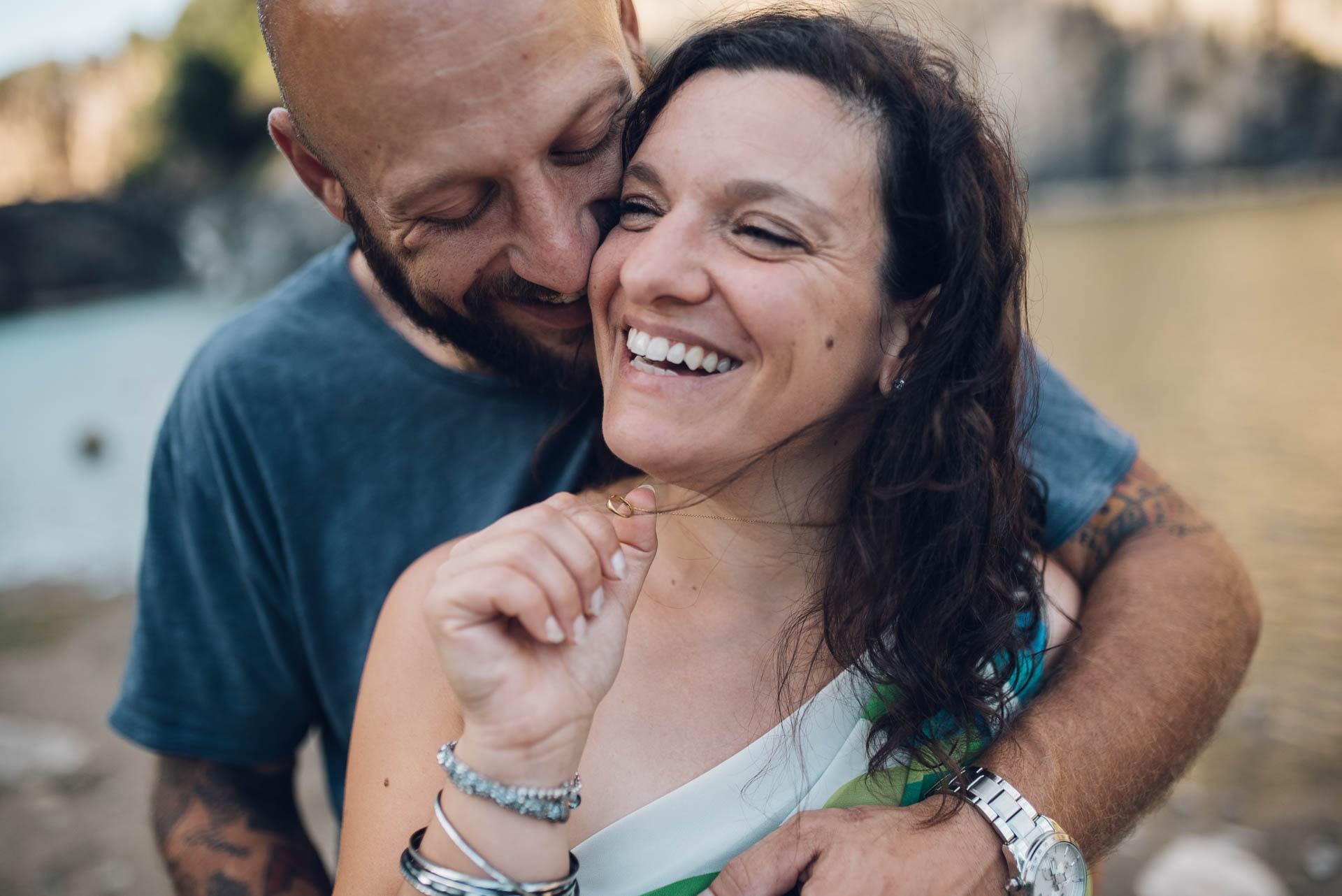 Sessione Fotografica di coppia Vulci