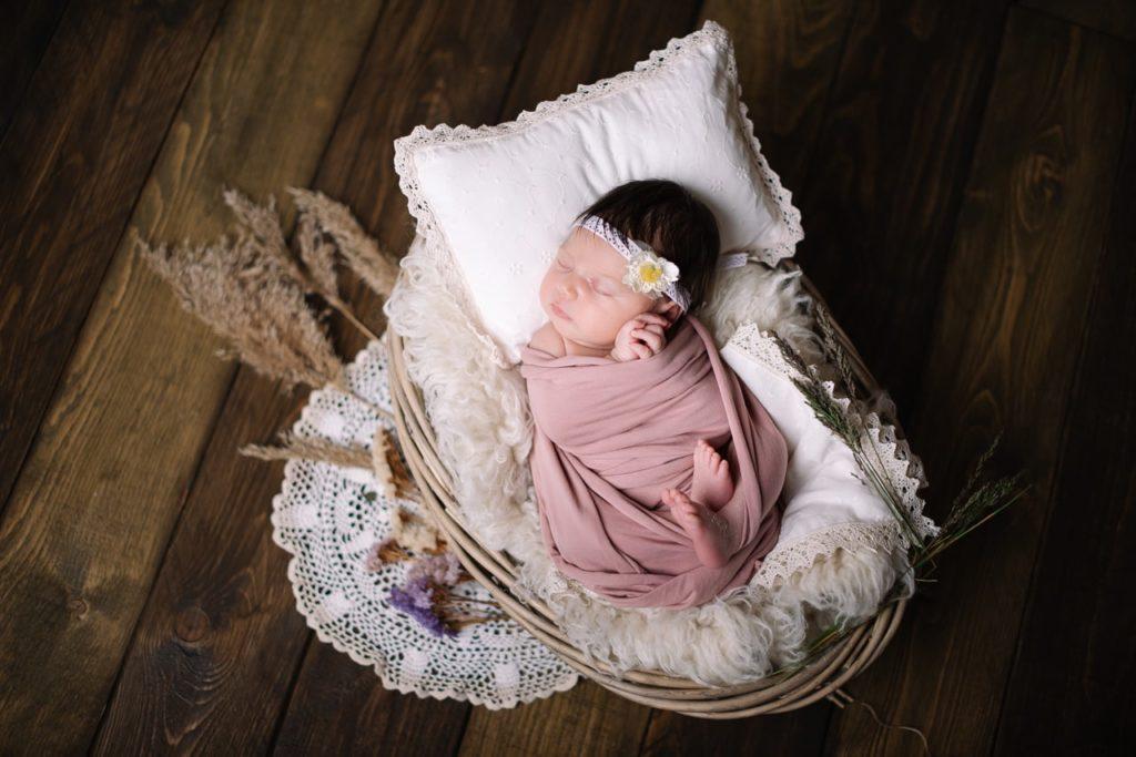 Servizio fotografico newborn Viterbo e Grosseto - Noemi Federici