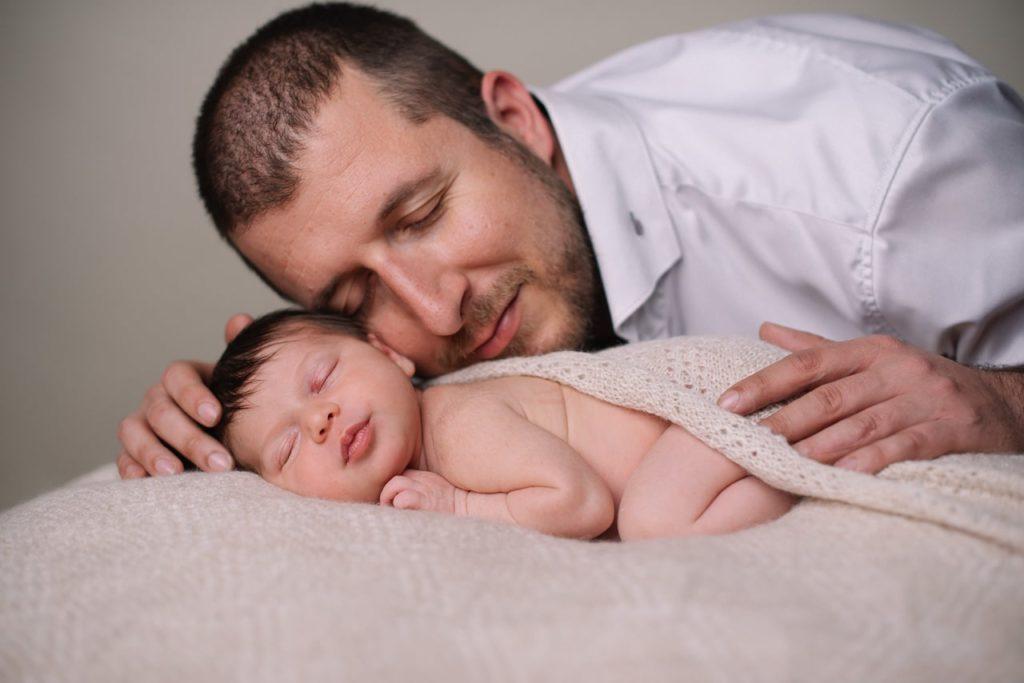 Servizio fotografico neonati Viterbo e Grosseto - Noemi Federici