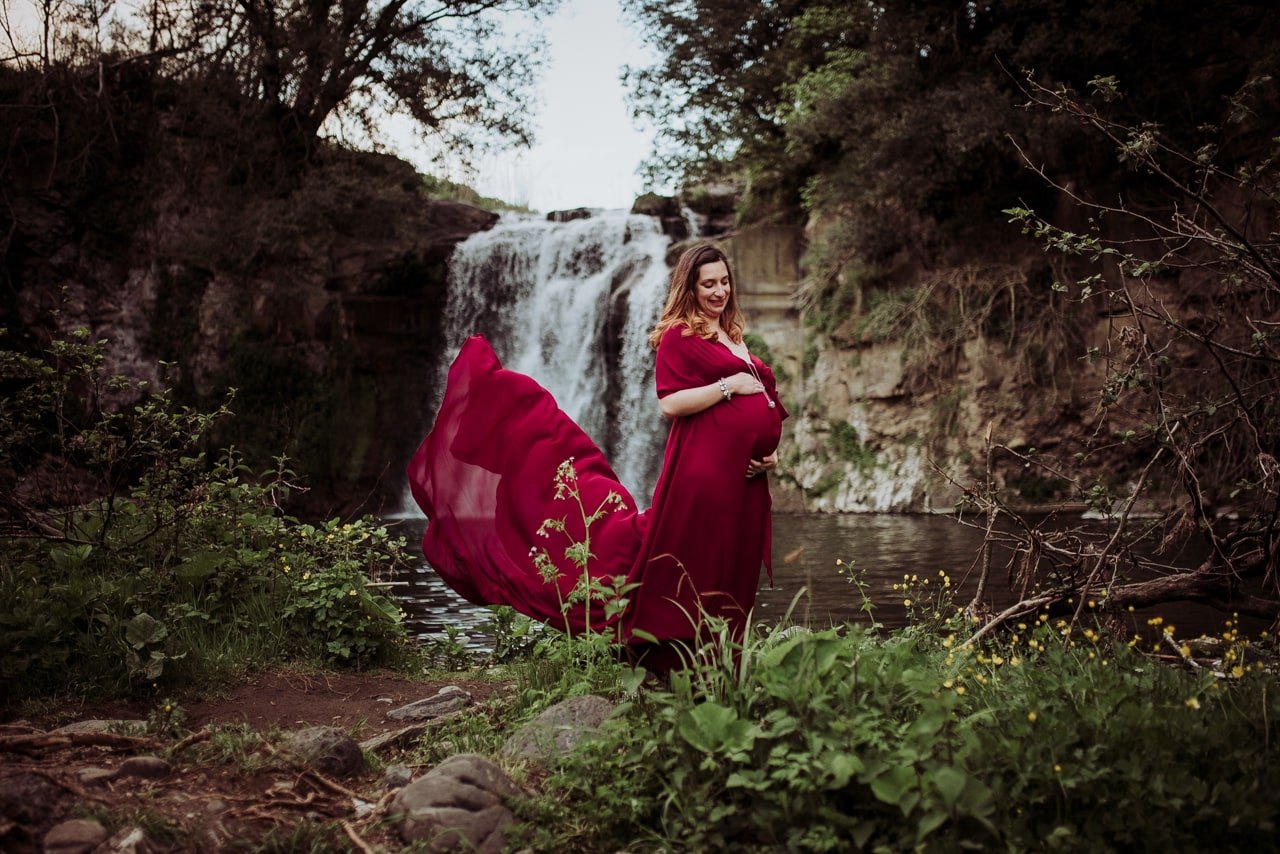 FOTOGRAFO MATERNITY TUSCIA: ELEONORA E ROBERTO... ASPETTANDO MATTIA