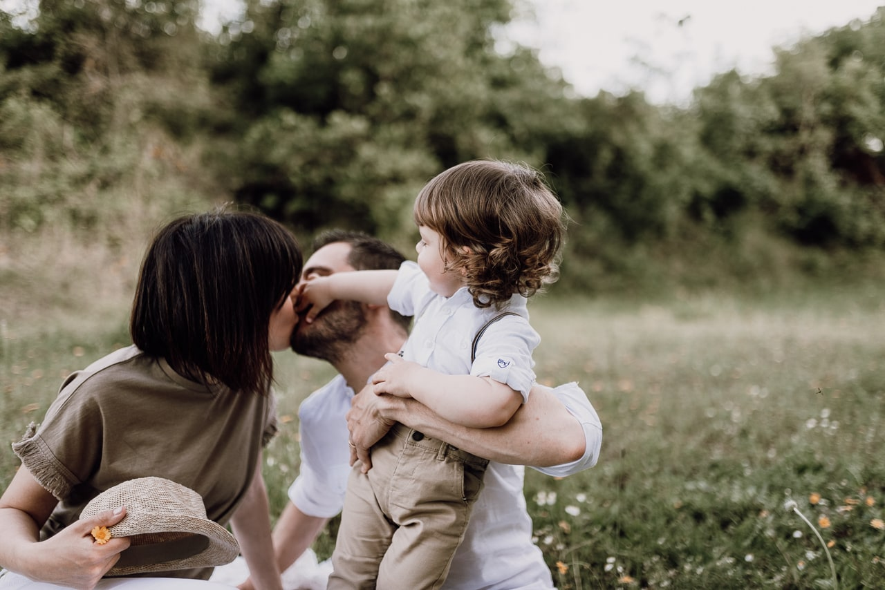 Servizio Fotografico Famiglia Viterbo. Il nostro amore...la nostra famiglia!
