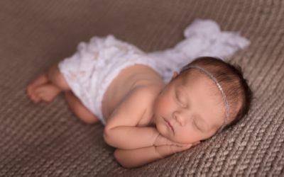 Servizio Fotografico Neonati Tuscia: Una nuova vita, Nicole